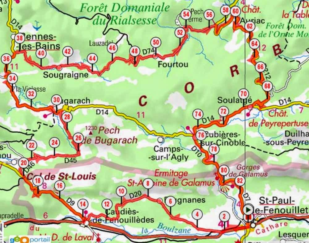 Chez georges st paul de fenouillet - Saint paul de fenouillet office de tourisme ...