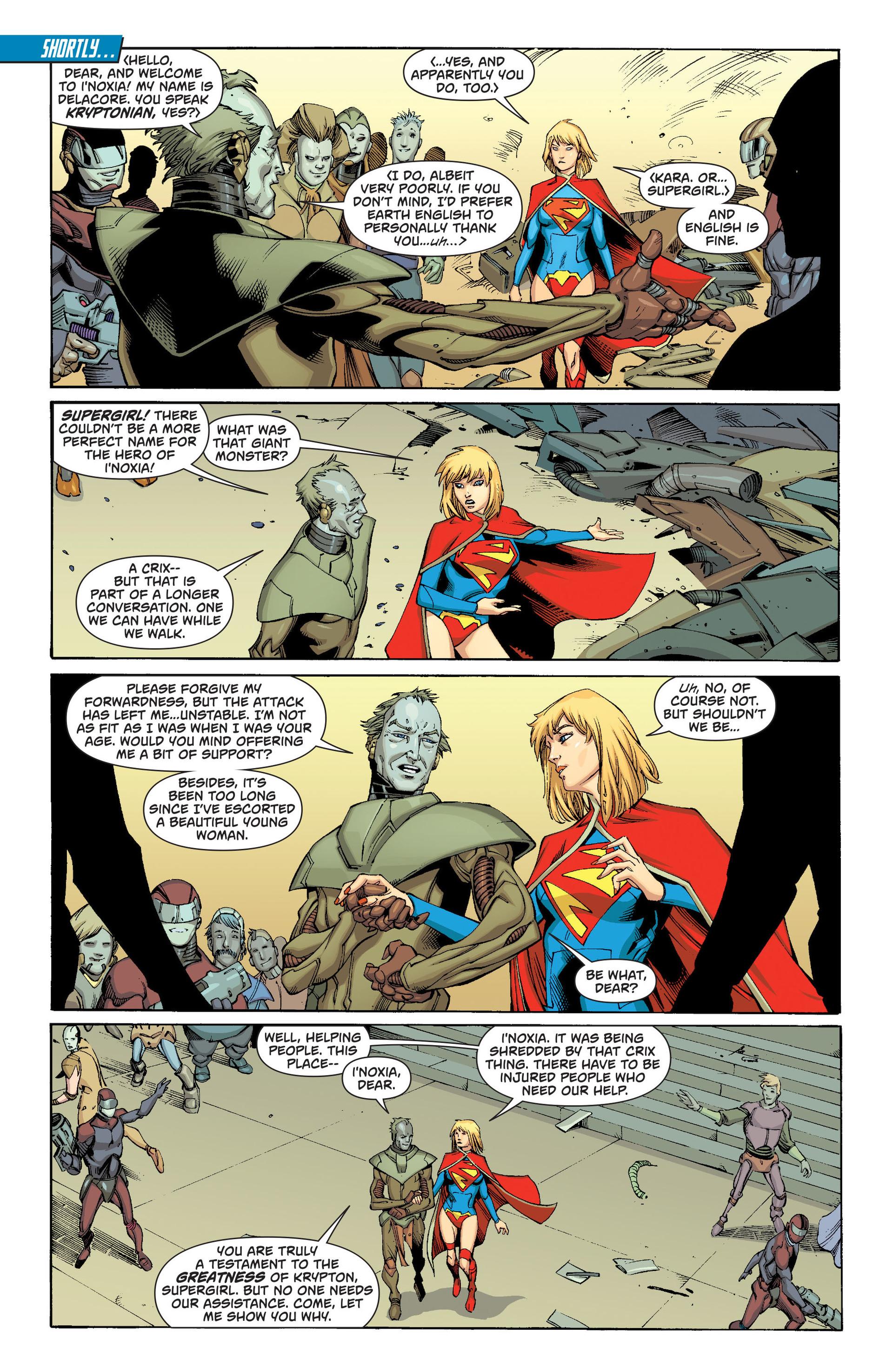 Supergirl (2011) Issue #21 #23 - English 14