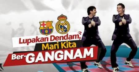 Gambar Meme Lucu Ronaldo Messi