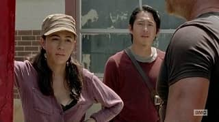The Walking Dead - Capitulo 05 - Temporada 5 - Español Latino - Online - 5x05: Self Help