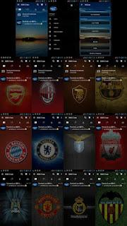 Download BBM MOD Sepak Bola Gratis terbaru 2016