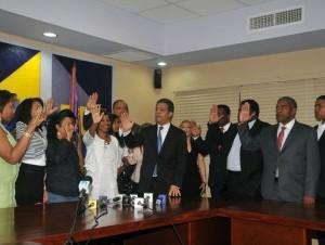 Familia de Peña Gómez pasa a apoyar a Danilo