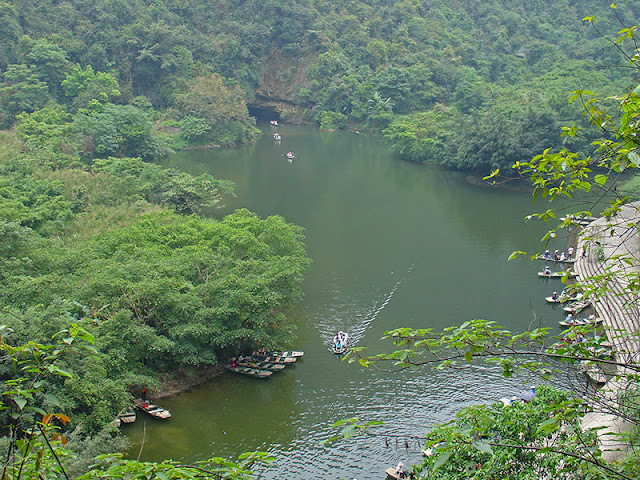 Rivière à Trang An
