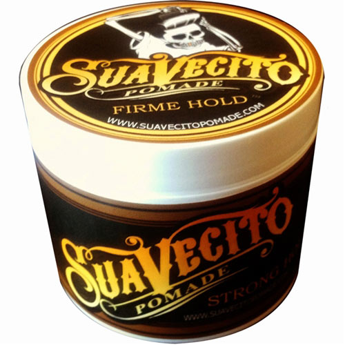 Firme/Strong Hold Pomade - This is a water based soluble pomade ...