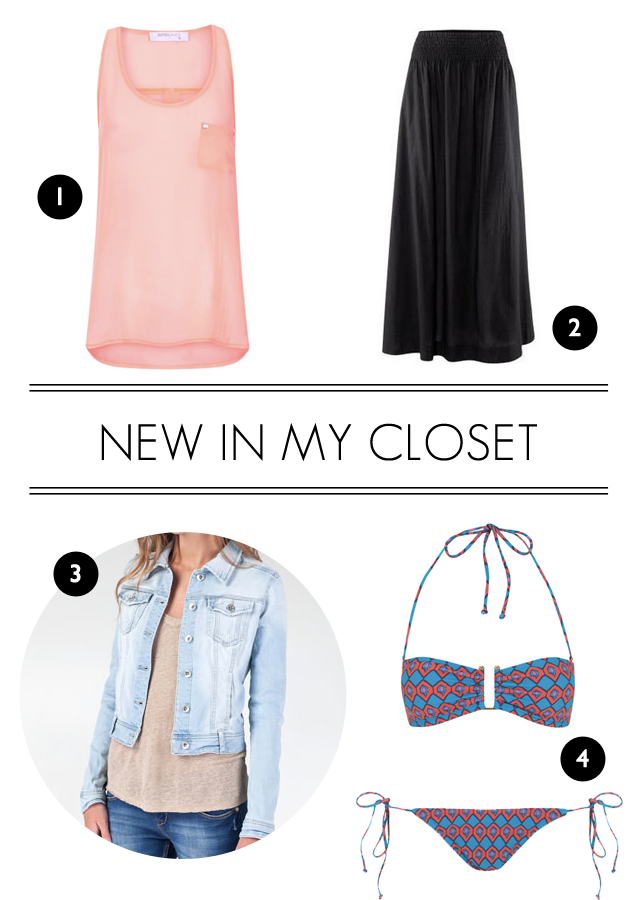 NEW IN MY CLOSET: AUGUST