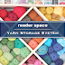 Reader Space: Yarn Storage System