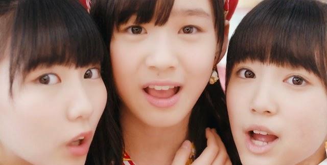 PV-Single-Ke-5-HKT48-Type-A-cw-Lagu-Smiley-Popcorn