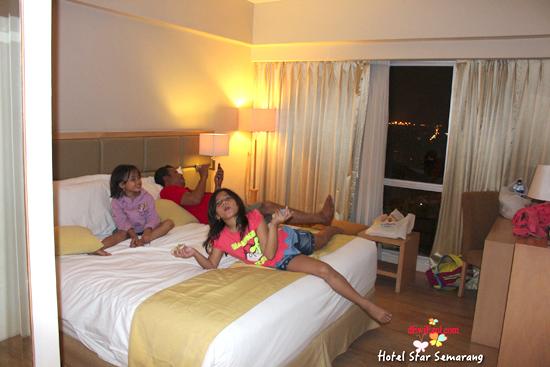 pengalaman menginap di hotel star semarang