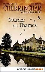 cherringham murder on thames cover