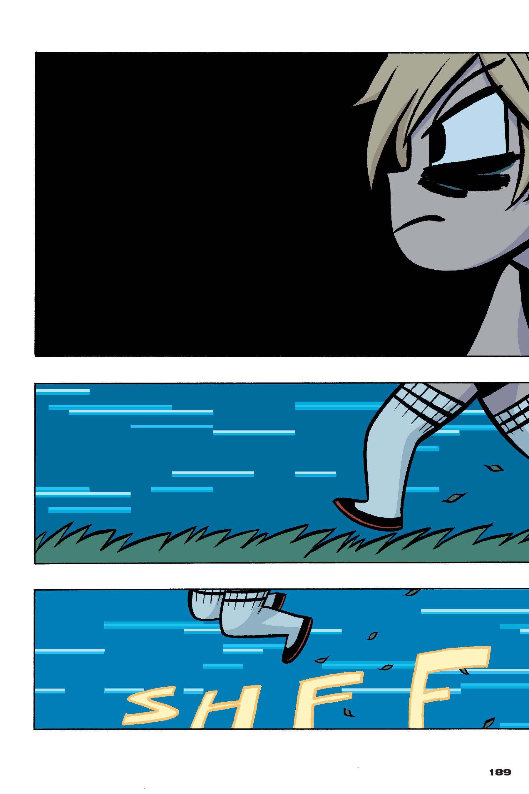 Read online Scott Pilgrim comic -  Issue #4 - 186