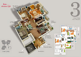 Heartbeat City :: Floor Plan