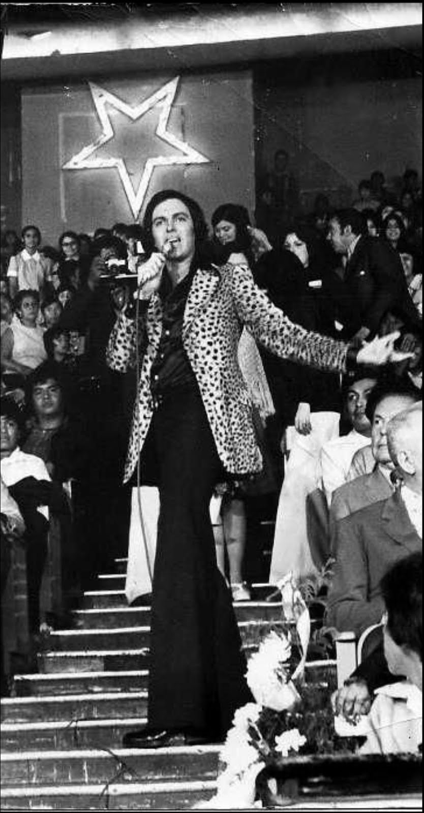 La música popular en el México de los años 70