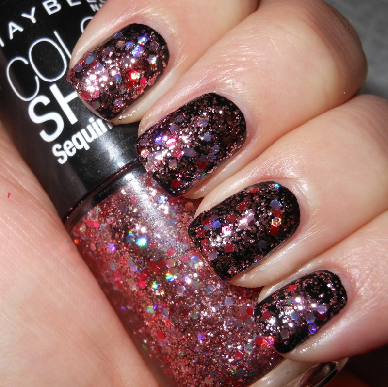 Imperfectly Painted: Maybelline Color Show Sequins