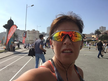 bEATRIZ mANO EN El Día del Deporte en la Calle