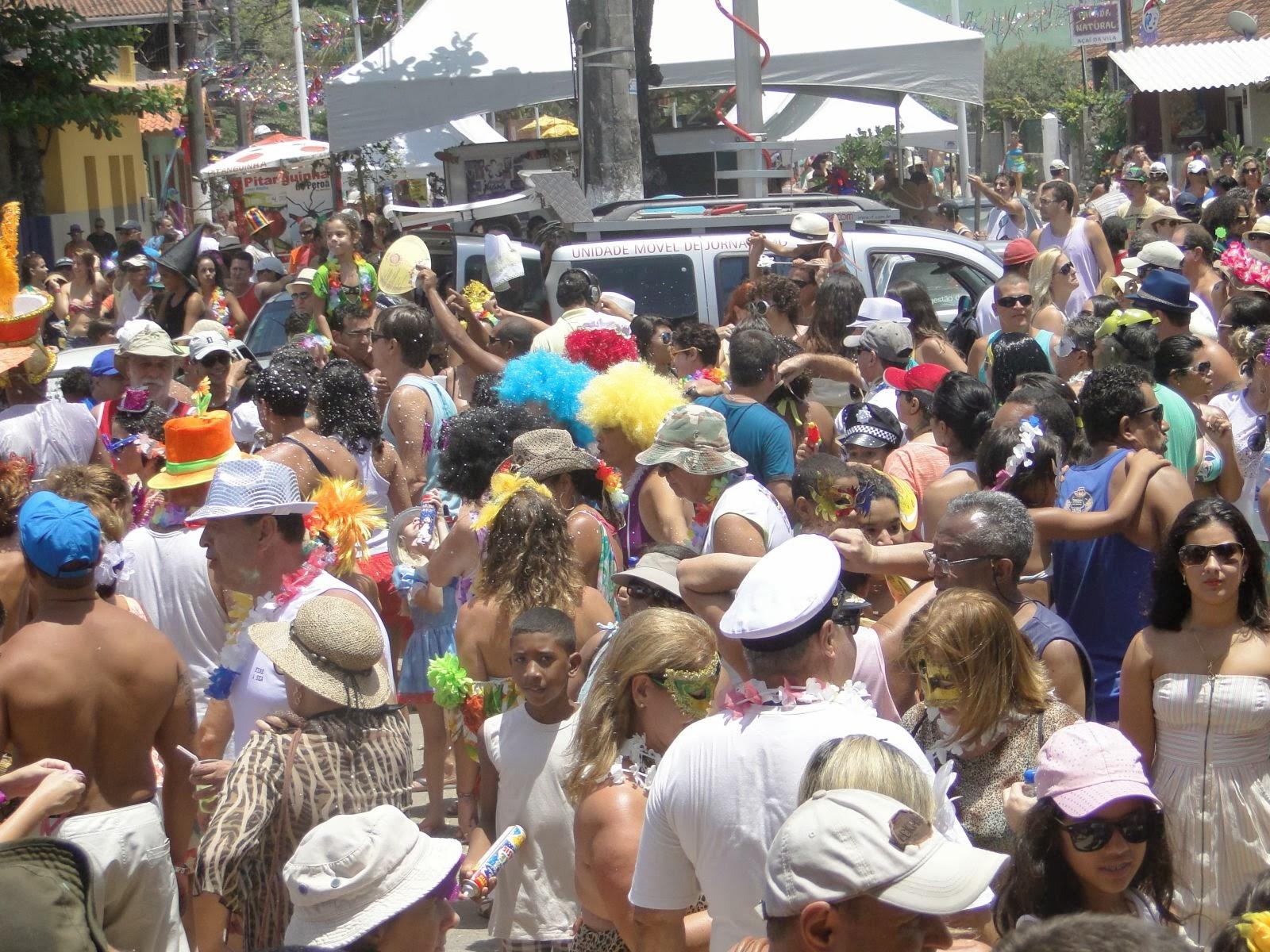 Carnaval em Manguinhos Serra ES