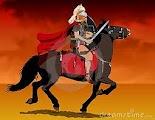 El Caballo y el Soldado con moraleja de Esopo