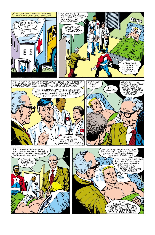 Captain America (1968) Issue #350 #282 - English 11