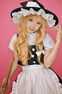 Touhou Project Marisa Kirisame cosplay by Kipi