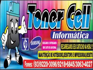 Tonner Cell Recargas de Toner e manutenção de computadores, impressoras e celulares