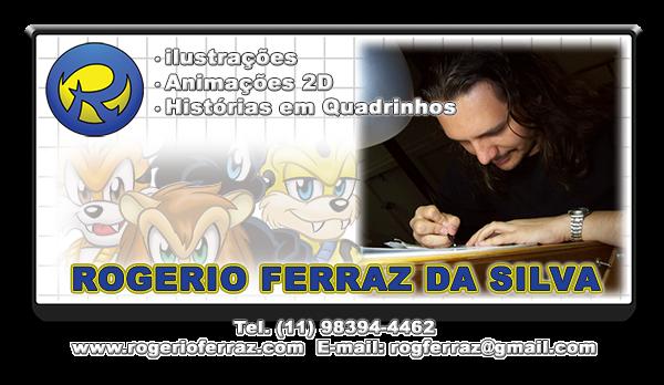 Portfólio de Rogerio Ferraz da Silva