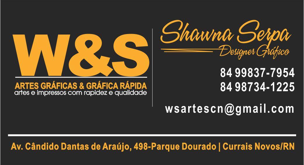 W&S ARTES GRÁFICAS