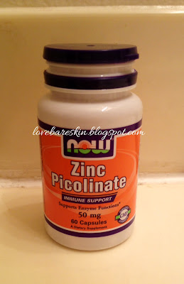Zinc picolinate dosage