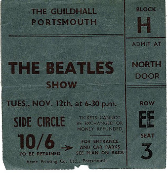 Beatles at the Guildhall