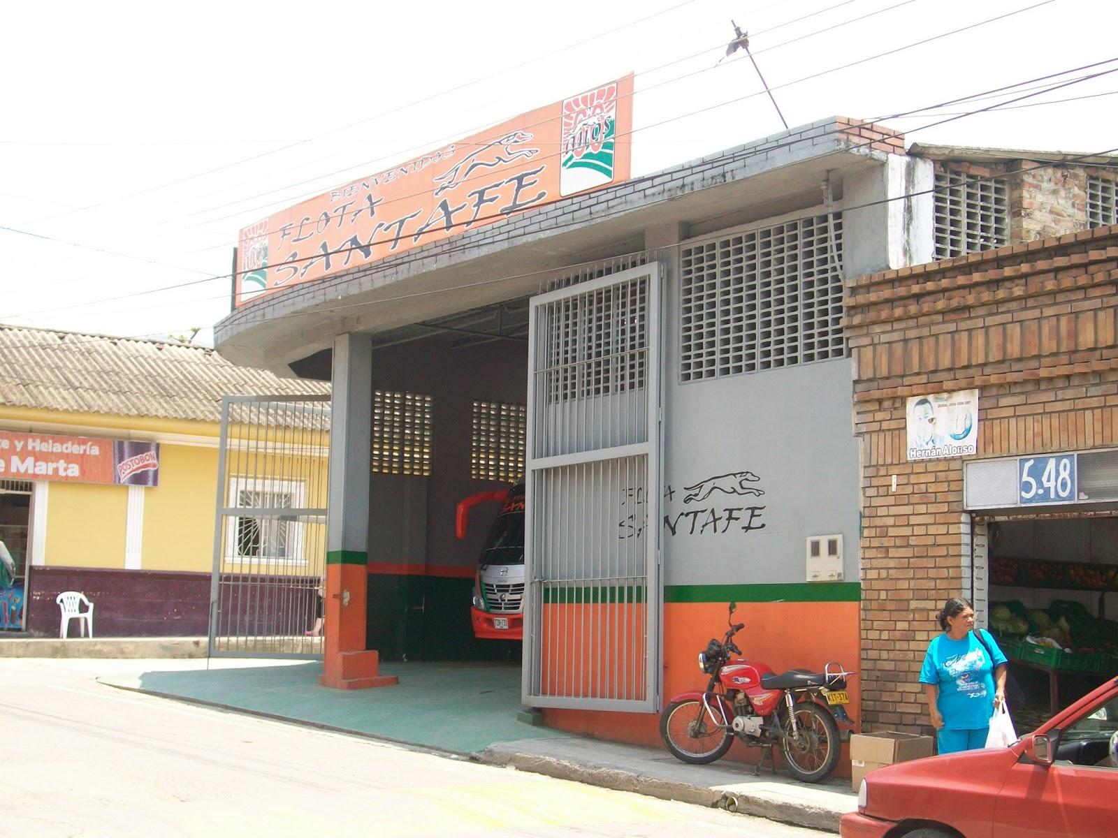 Villeta cundinamarca colombia transporte principal - Centro de salud vistalegre la flota ...