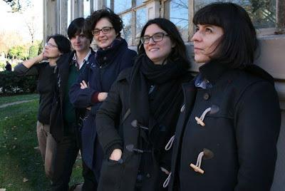 Las Desnortadas grupo 2013