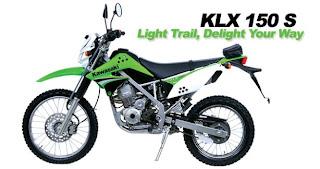 Spesifikasi dan Harga Kawasaki KLX 150S 2014