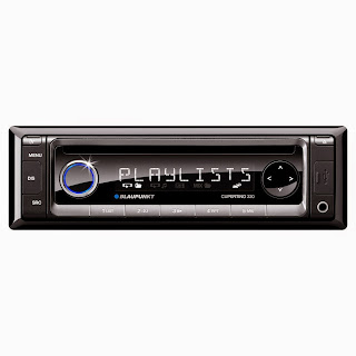 Player auto Blaupunkt Cupertino 220, 4x50W, USB, AUX, RCA, Control iPod/iPhone