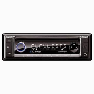 Player auto Blaupunkt Cupertino 220, 4x50W, USB, AUX, RCA, Control iPod/iPhone