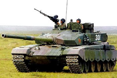 Tank Tipe 99 China. Prokimal Online Kotabumi Lampung Utara