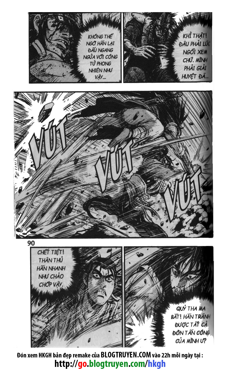 Hiệp Khách Giang Hồ chap 415 Trang 23 - Mangak.info