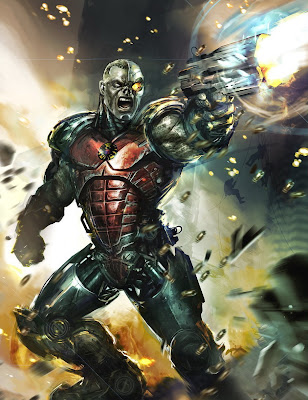 Deathlok Character Review - 4