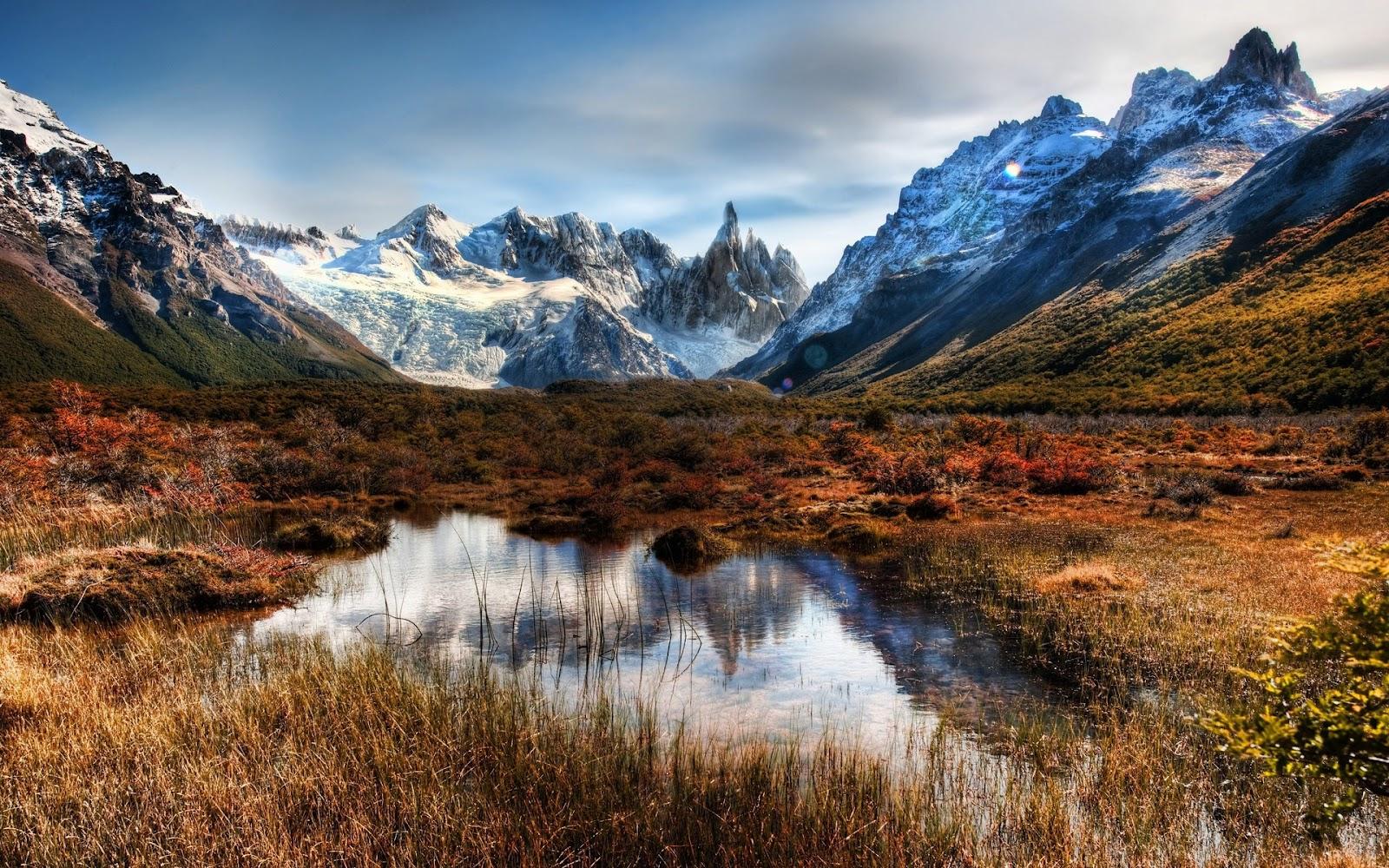 Mira estas fotos de paisajes naturales, ¿ves a los animales? - imagenes de paisajes naturales con animales