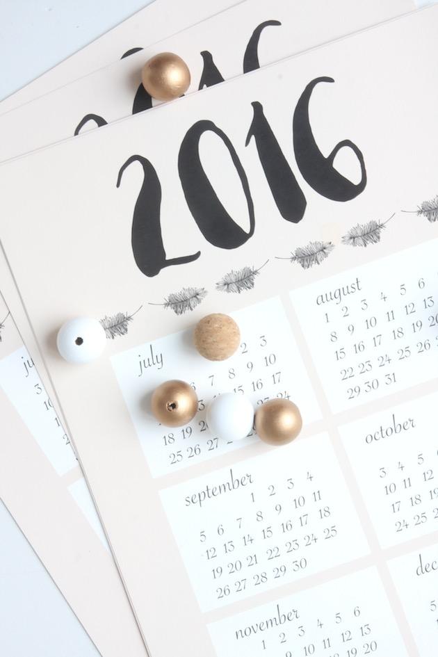 calendar, calendario, 2016, blogger, micaela ramos, wanderlust,