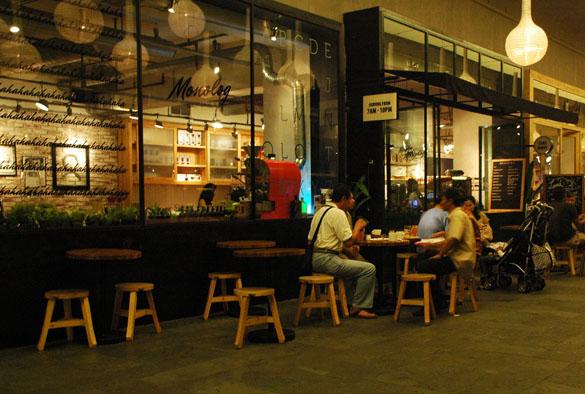 Monolog - Plaza Senayan Jakarta