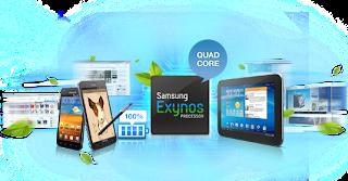 Samsung afirma que seu novo carro chefe terá processador quad-core