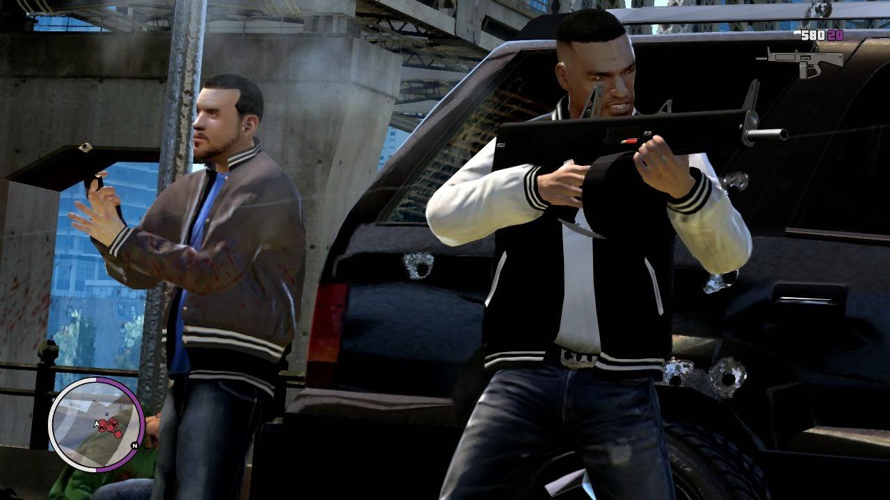GTA IV - Episodes From Liberty City (PC) Torrent