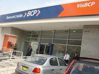 BCP ingresa  a Chile