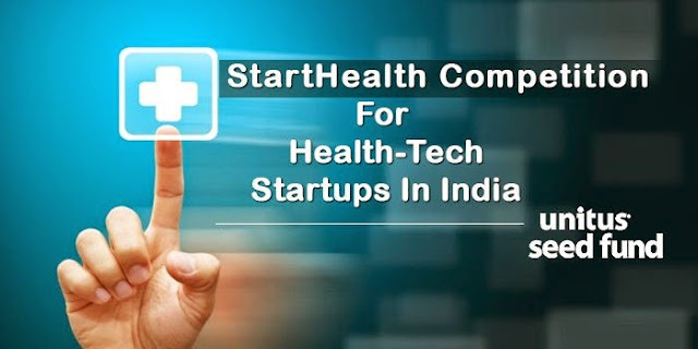 StartHealth Competition for India Health-Tech Startups