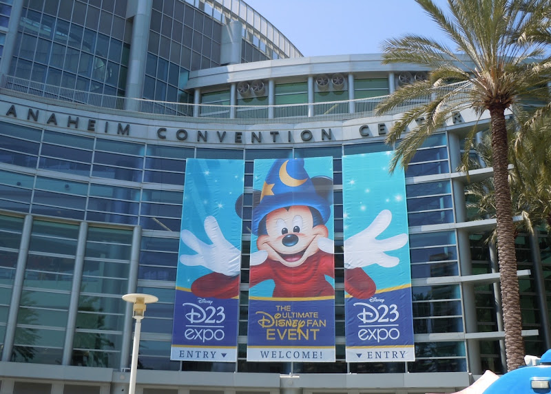Disney D23 Expo 2011 Anaheim Convention Center