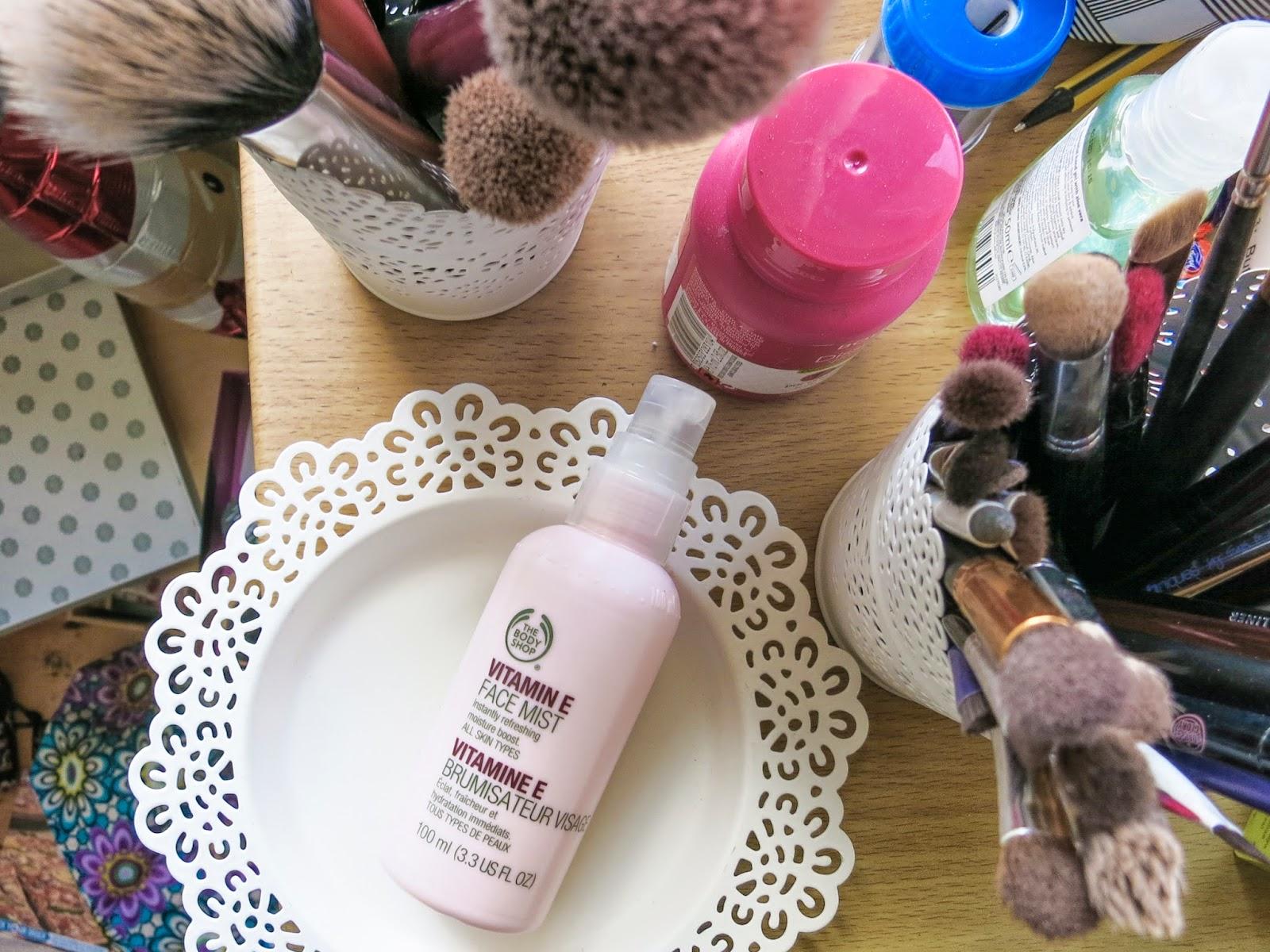 The Body Shop's Vitamin E Face Mist