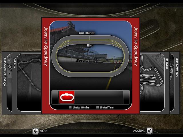 Circuito para rFactor 2 JoesVille