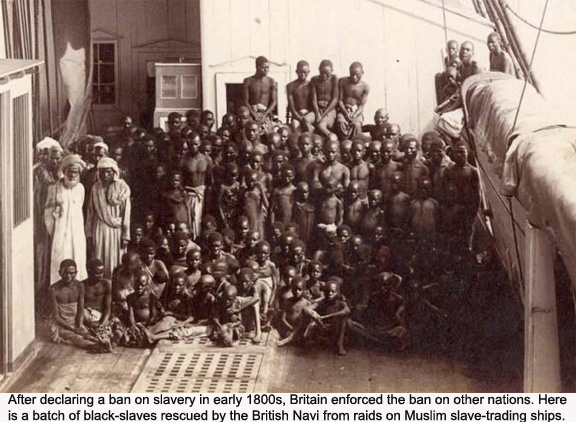 """It was noted that black slaves were castrated """"based on the assumption ..."""