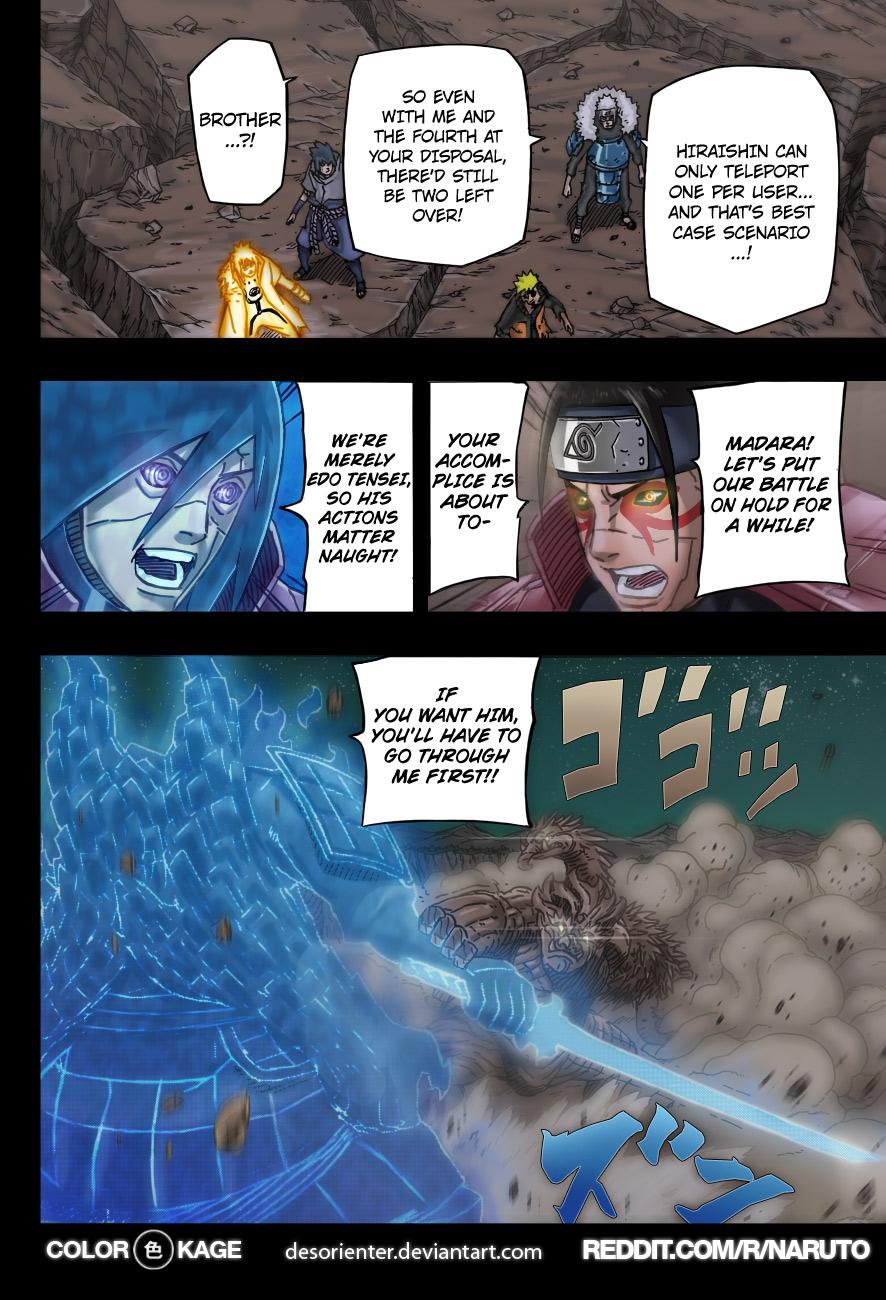 Naruto chap 646 Trang 18