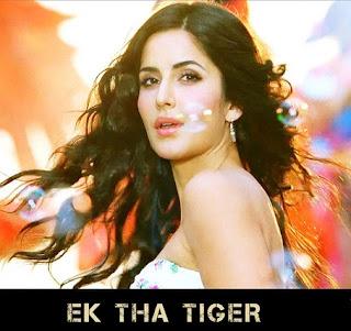 Katrina Kaif in Mashallah Son Ek Tha Tiger