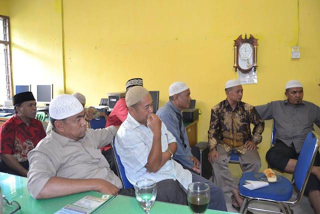 Pembinaan Ketua Regu dan Ketua Rombongan Jamaah Haji
