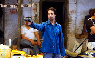 Zeishan Quadri as Definite Khan, Gangs of Wasseypur II, Directd by Anurag Kashyap